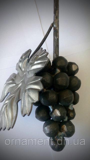 52.213 Виноград.гроздь+лист 170х100х12