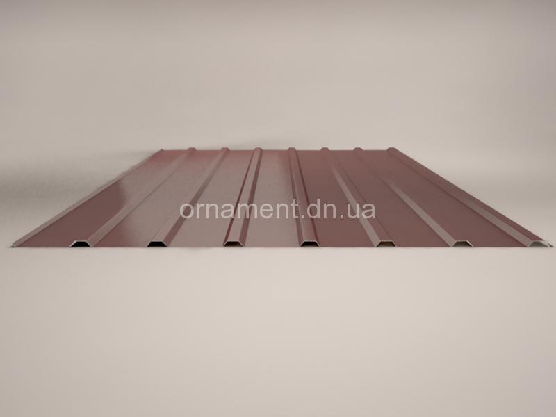 ПС-ПК 15 RAL (шоколад, вишня, зелёный, бежевый, синий, серебро, дерево, матовый)