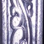 30.007 Полоса цветок 40х4